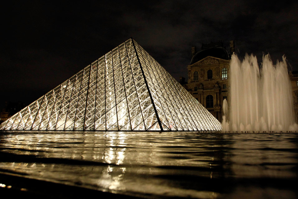State-Of-The-Art LEDs Light The Way At The Louvre