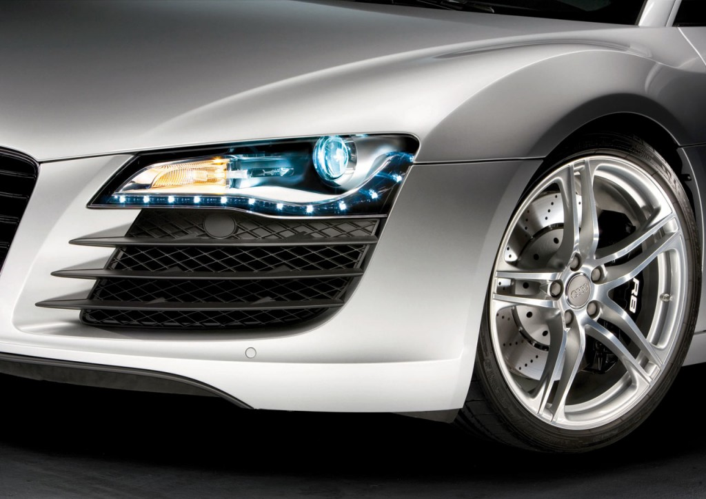 Why LED Lights Make Perfect DRLs