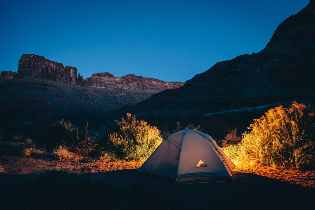 Lighting With LED Torches When Camping