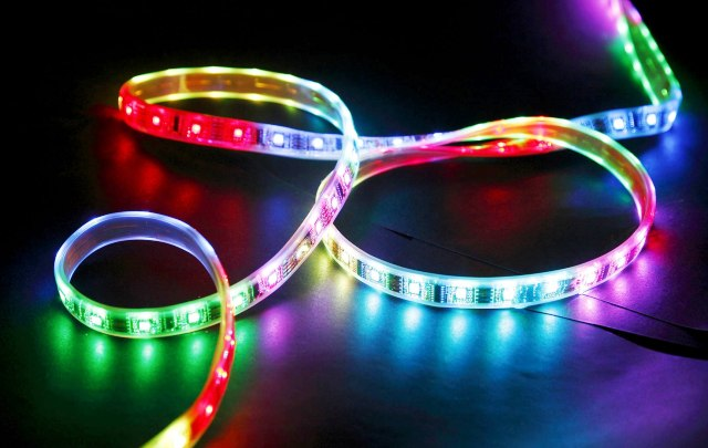 Colour Changing LED Strip Lights