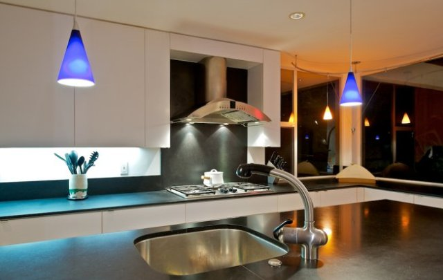 5 Ways to Revolutionise Your Home With LED Strip Lights Halo Hu Under Cabinet Wiring Diagram on