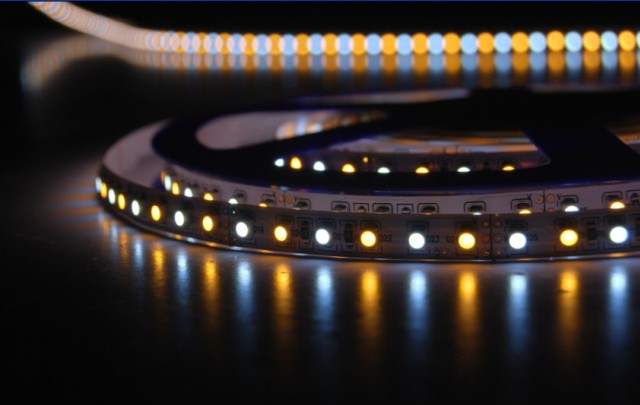 Dual colour led strip lights are now available dual colour led strip lights aloadofball Image collections