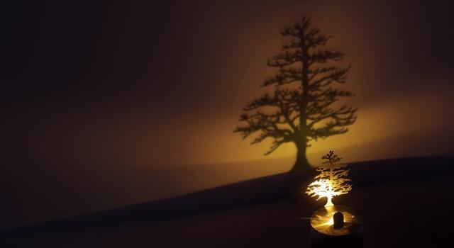 Tree LED Bulb