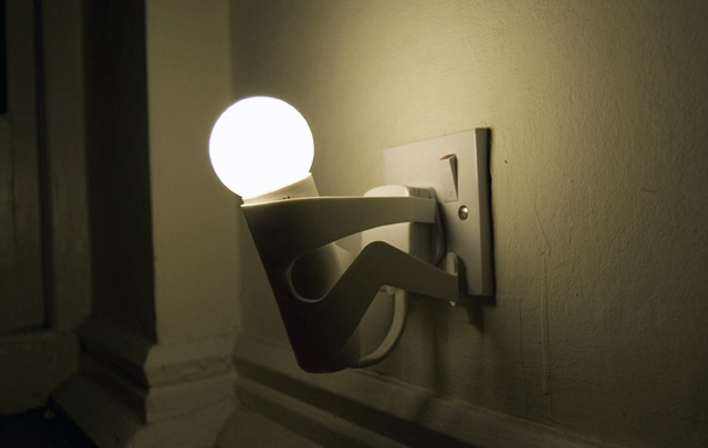 'Martyr' Lamp By The Play Coalition