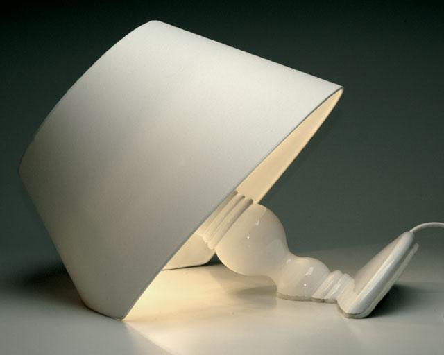 Titanic Lamp by Charles Trevelyan