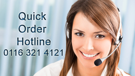 Call us directly on 0116 321 4120