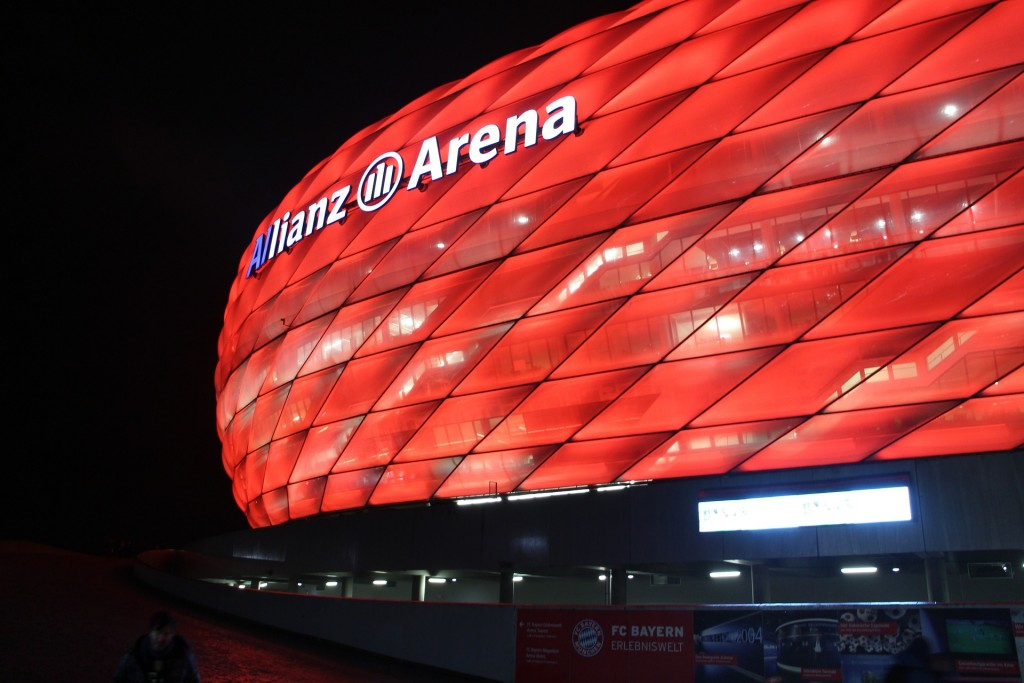 Allianz Arena Of FC Bayern Munich