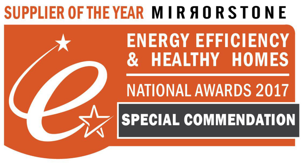 Energy Efficiency Award: Mirrorstone & Wholesale LED Lights -- Supplier Of The Year Special Commendation