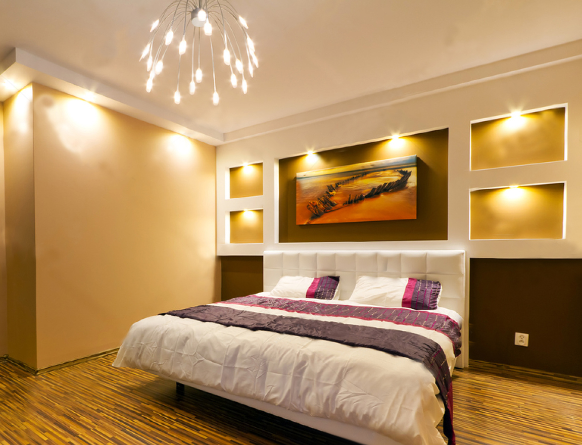 bedroom light fittings uk here are 5 led lights that will transform your bedroom 14339