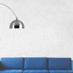 wall lamp in situ