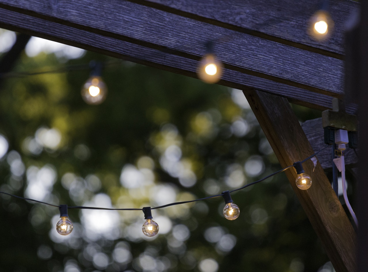 Summer Festoon Lights